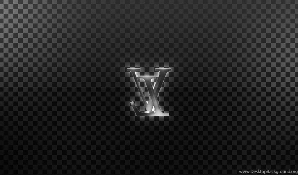 Black Louis Vuitton Wallpaper Hd Wallpaper Louis Vuitton