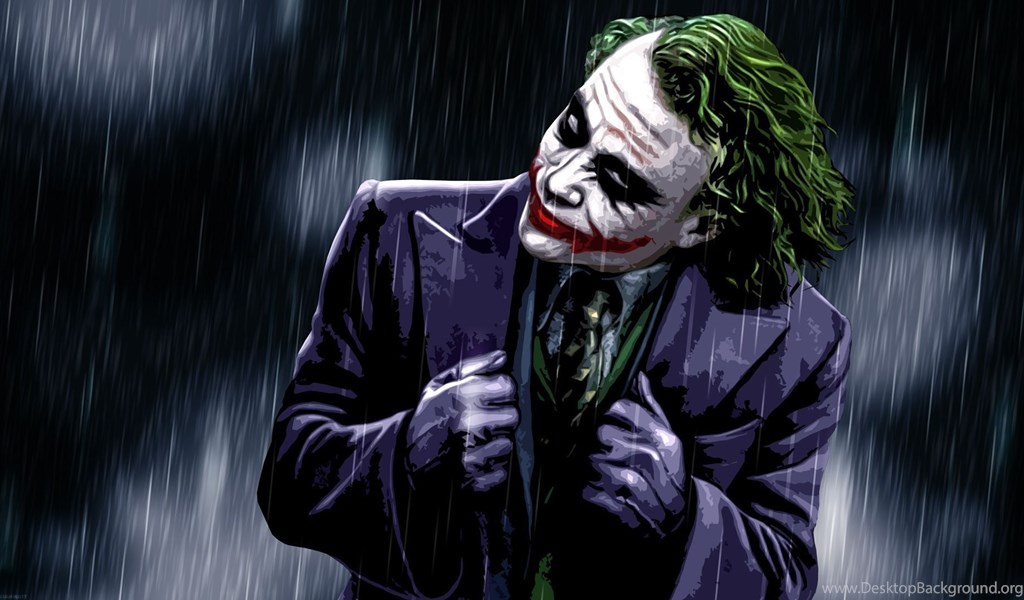The Joker The Dark Knight Hd Wallpapers Deskt 3915 Hd Wallpapers