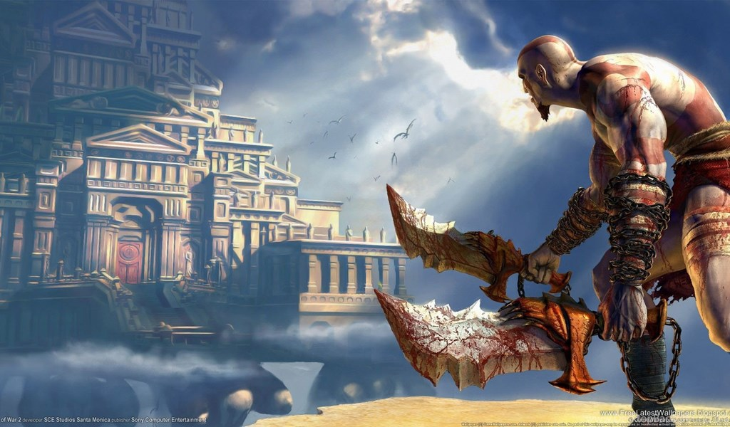 Hd God Of War Wallpaperjpg Desktop Background