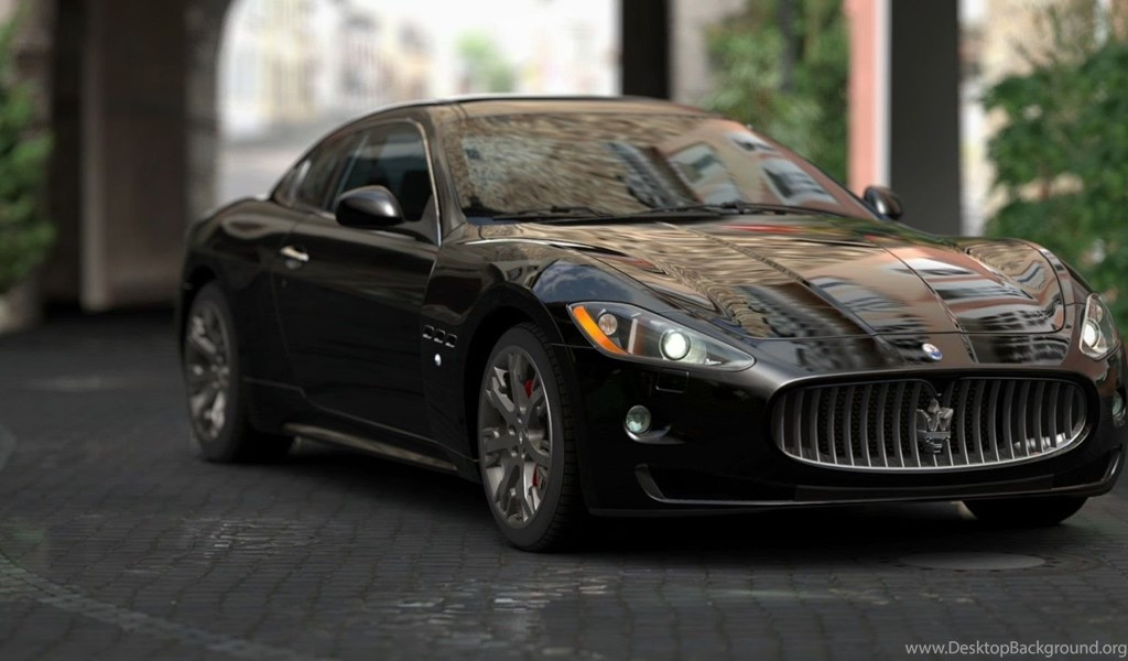 Black Maserati Wallpapers Hd Wallpaper Backgrounds Of Your Choice