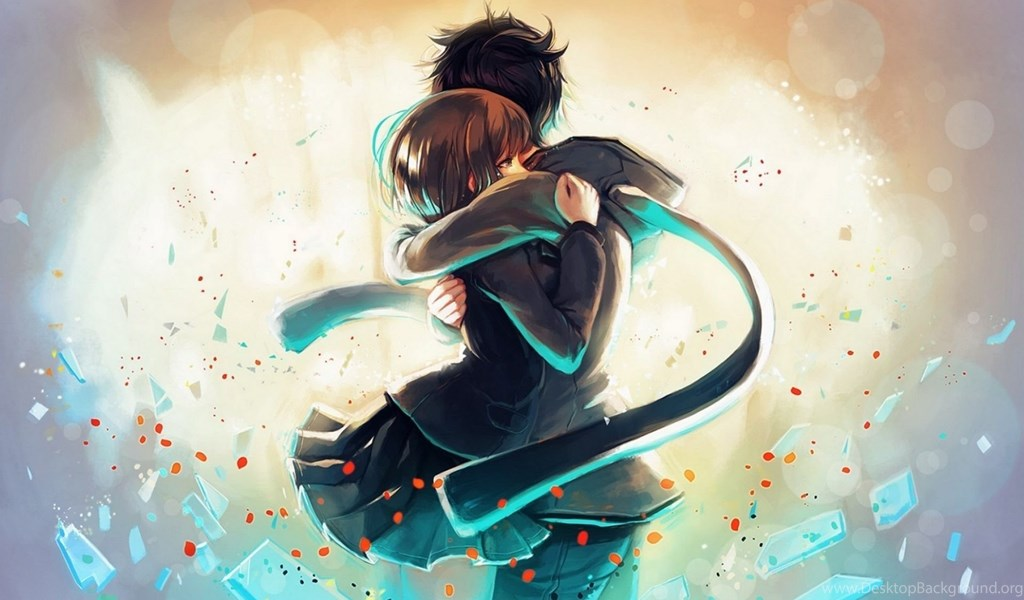 Cute Anime Wallpapers HD Download Of Couple Desktop Background