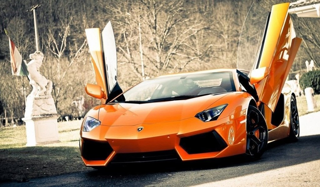 New Lamborghini Aventador Sports Cars Hd Wallpapers Wallpapers Mela