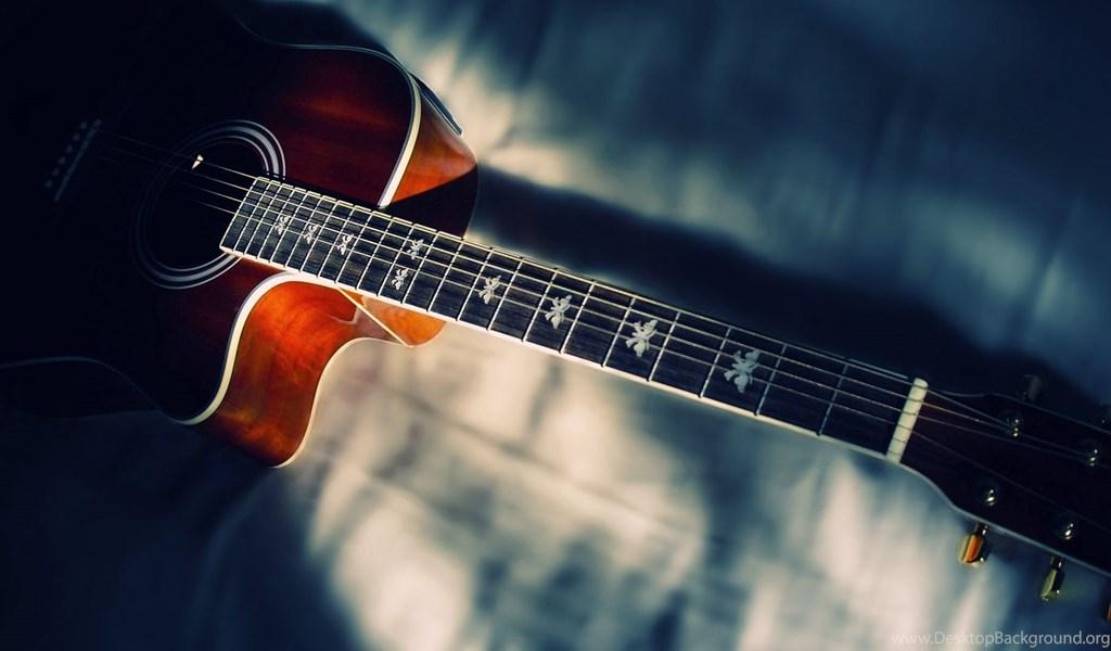 Acoustic Guitar Hd Wallpaper Acoustic Guitar Backgrounds Desktop
