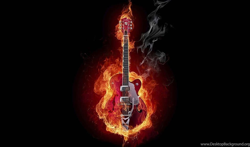 626 Guitar Hd Wallpapers Desktop Background
