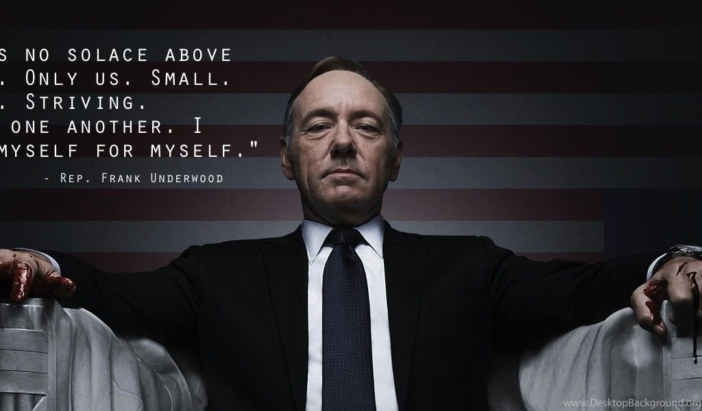House Of Cards Wallpapers Desktop Background