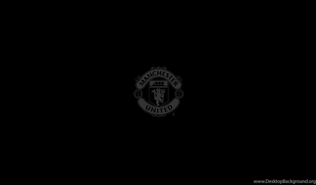Manchester United Logo Wallpapers Desktop Background