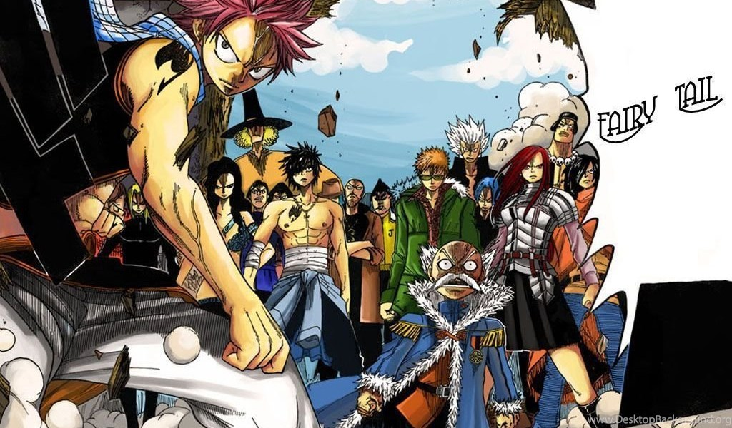 Fairy Tail Wallpapers Hd 3566 Images Desktop Background