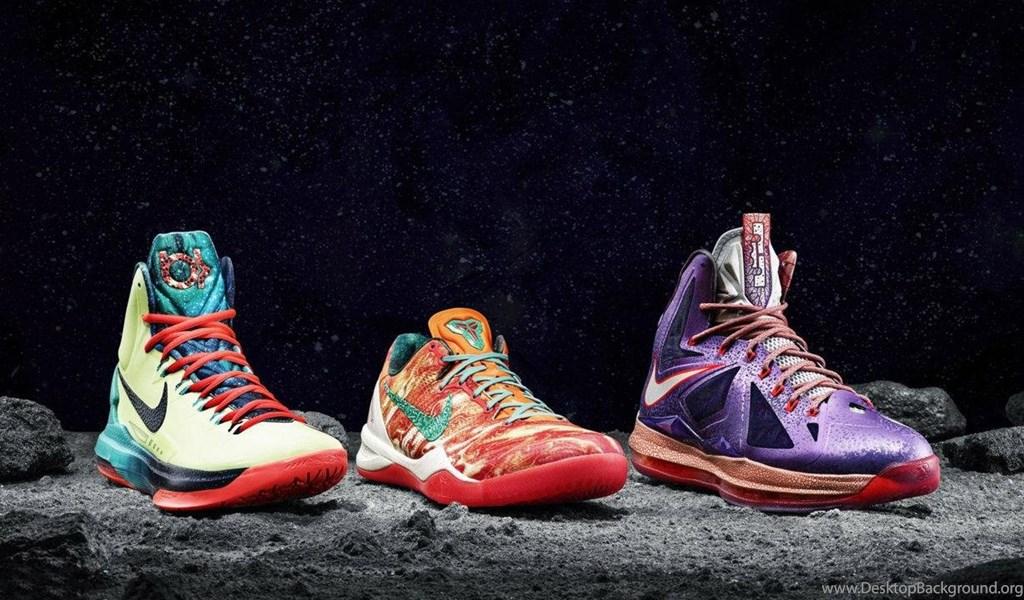 Nike Shoes Wallpapers Hd Desktop Background