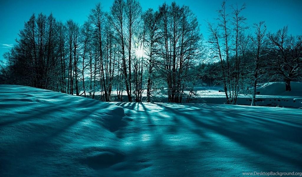 Winter Landscape Snow Nature Hd Wallpapers New Hd Wallpapers Desktop