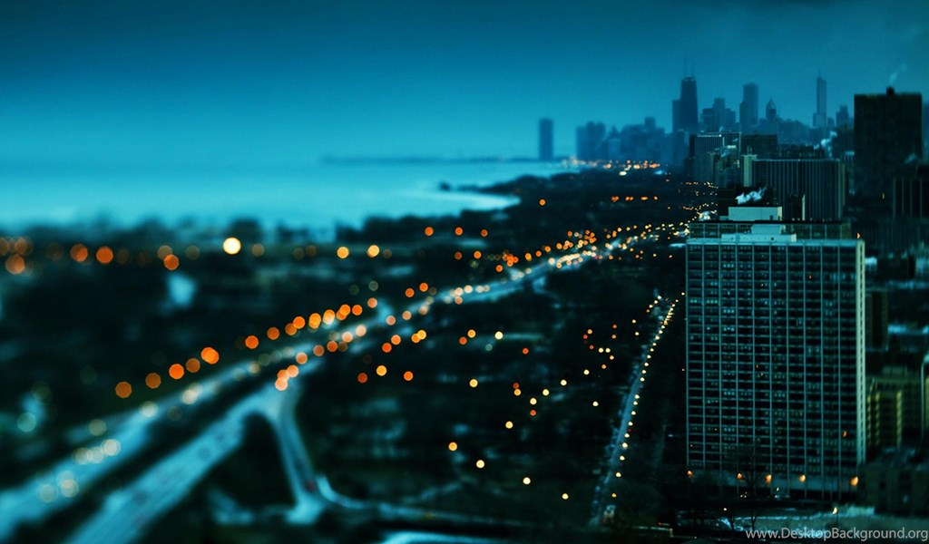 Night City Wallpapers Hd Resolution Desktop Background