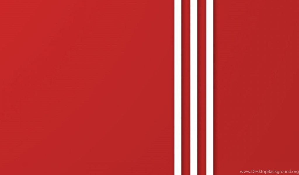 download adidas red and white color logo symbol wallpapers
