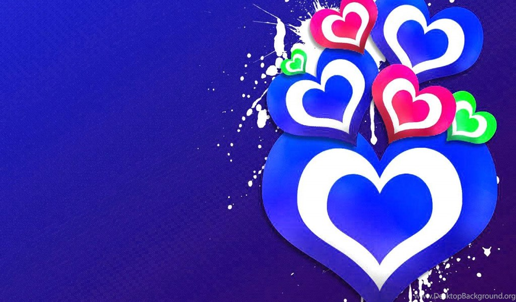 149406 love blue heart 3d wallpapers hd for desktop and tablets