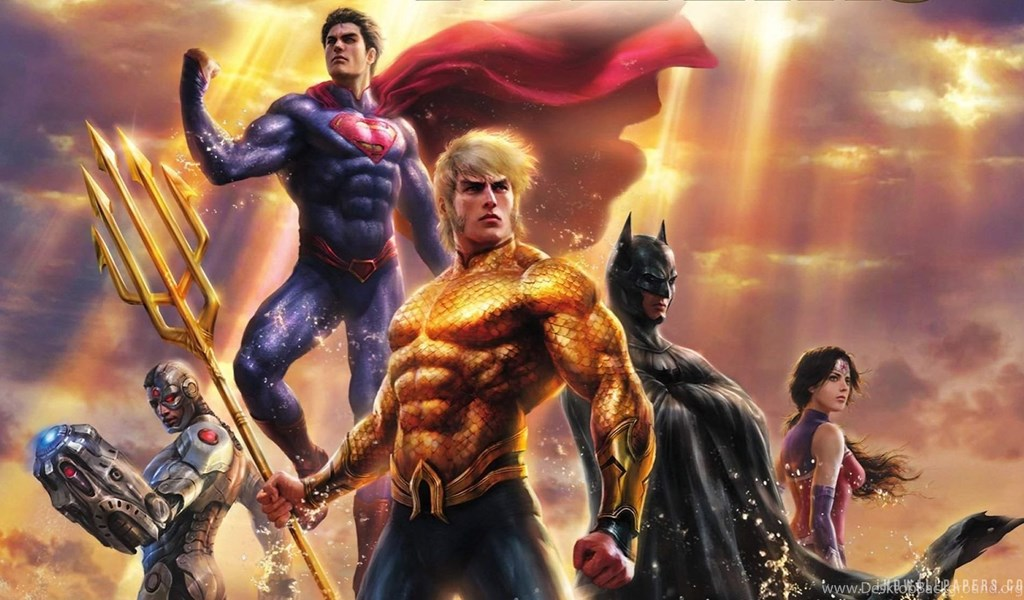 Justice League Throne Of Atlantis 2015 Hd Wallpapers Ihd Wallpapers