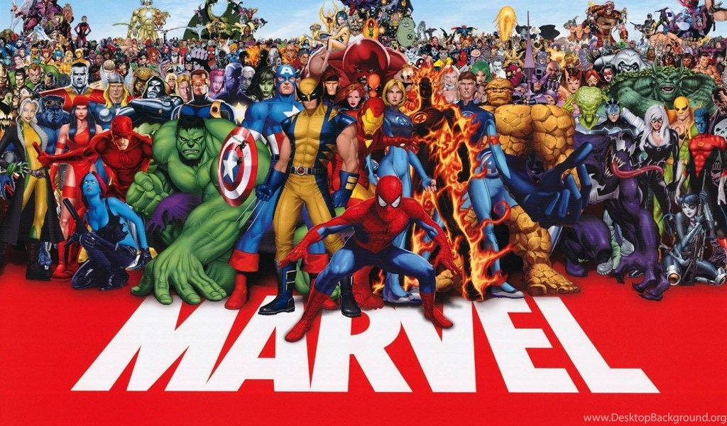 Marvel Heroes Opening Intro 1080p HD 720p @ GamersGames