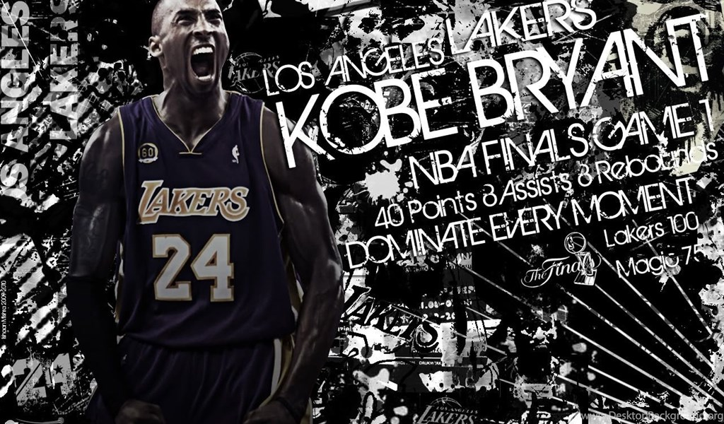 Kobe Bryant Finals Wallpapers By IshaanMishra On DeviantArt