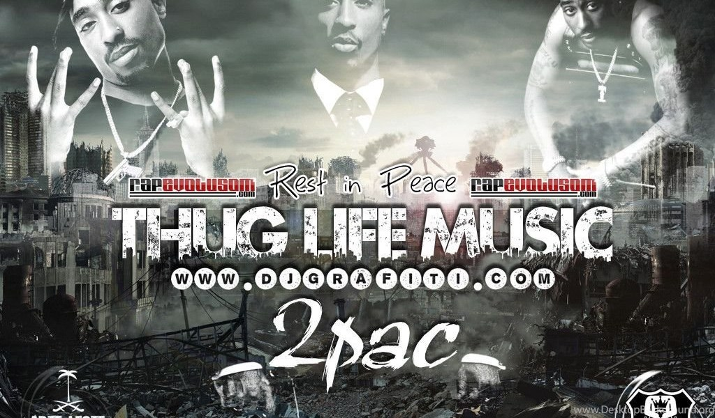 2pac wallpapers thug life wallpapers cave desktop background playstation 960x544 voltagebd Images