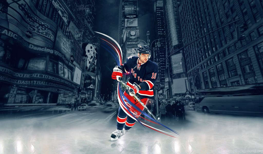 NHL New York Rangers Hockey Player Wallpapers HD  Free