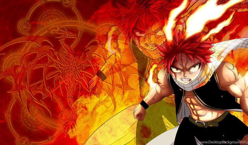 Fairy Tail Hd Wallpapers And Backgrounds Desktop Background