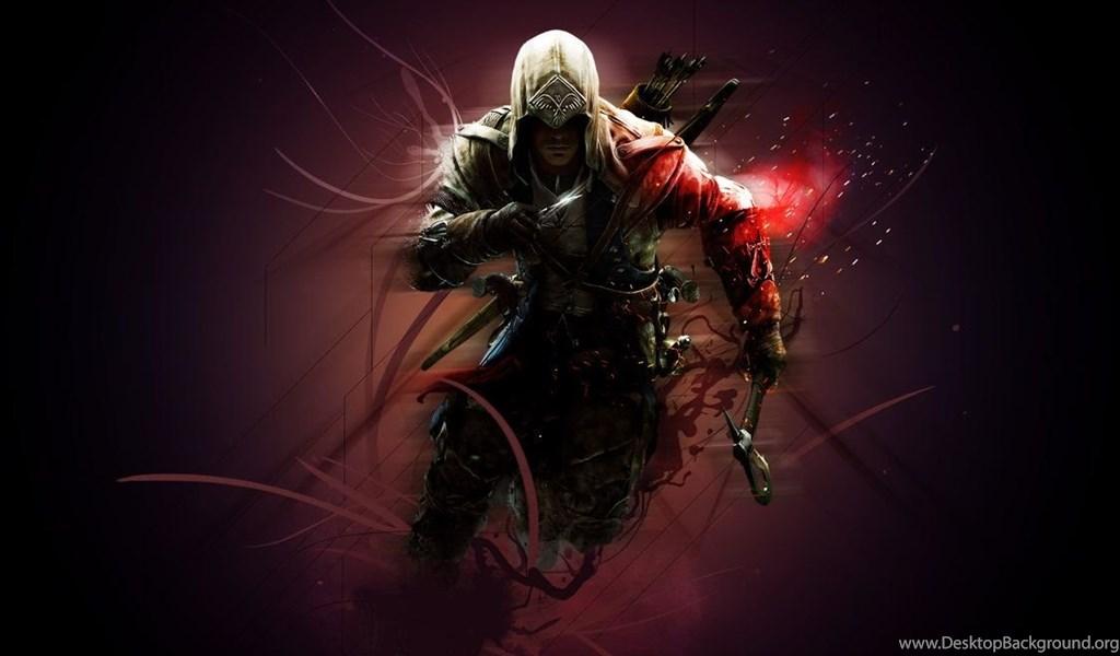Assassin Creed 3 Wallpapers By Smxy666 On Deviantart Desktop