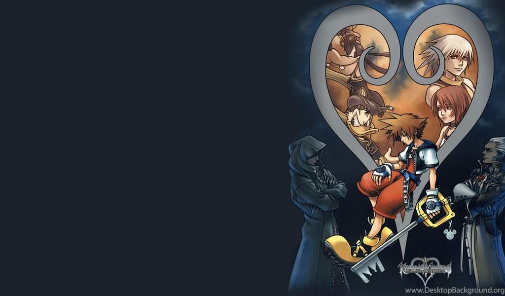 Kingdom Hearts Hd Wallpapers Desktop Background
