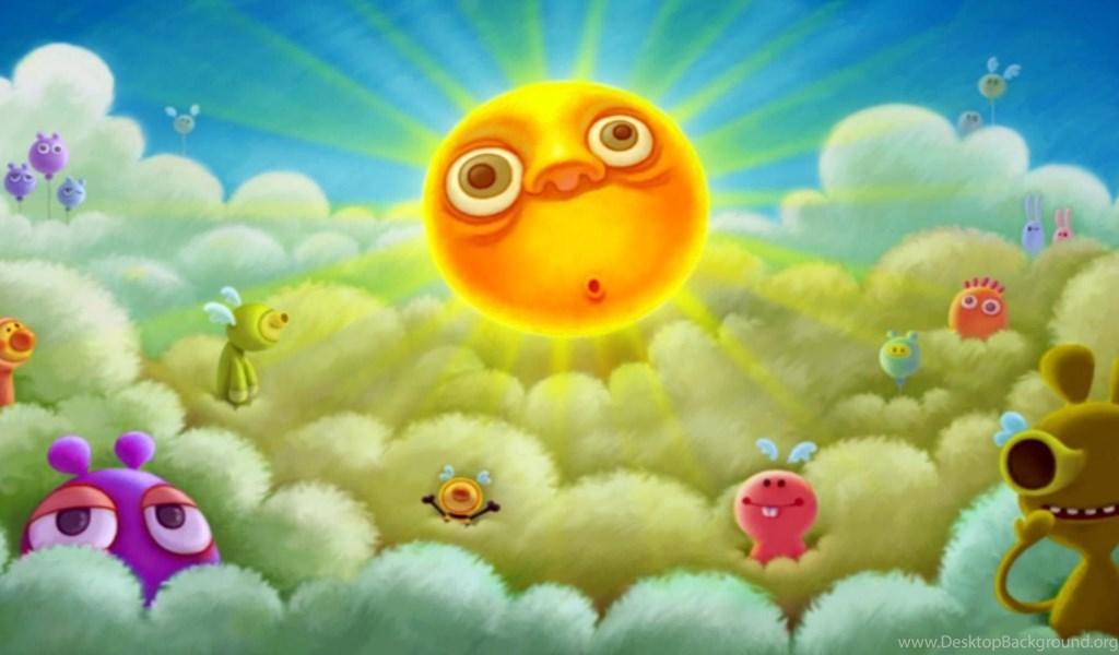 Funny Cute Cartoon Desktop Hd Wallpapers 2669 Hd Wallpapers Site