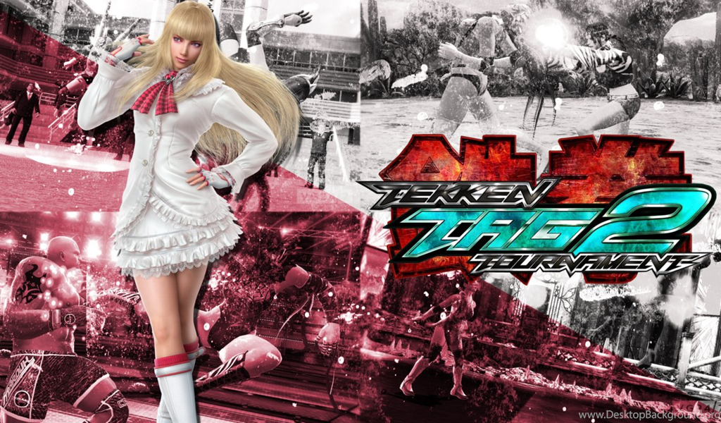 Tekken Tag Tournament 2 Lili Wallpapers By Elvin Jomar On