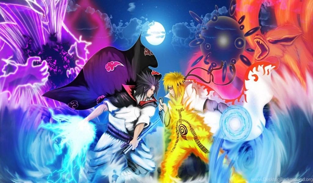 Gambar Wallpapers Animasi Keren Naruto Shippuden Terbaru Kata