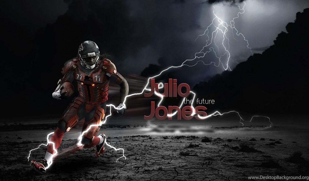 Julio Jones HD Wallpapers Desktop Background