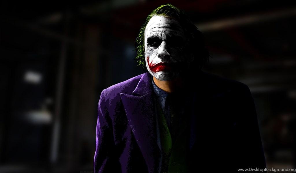 Joker Wallpapers Hd 1674736 Desktop Background