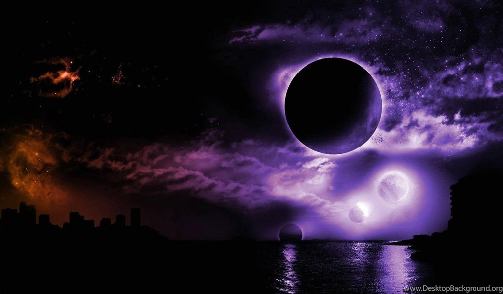 Moon Eclipse Hd Live Wallpapers Android Apps And Tests Androidpit