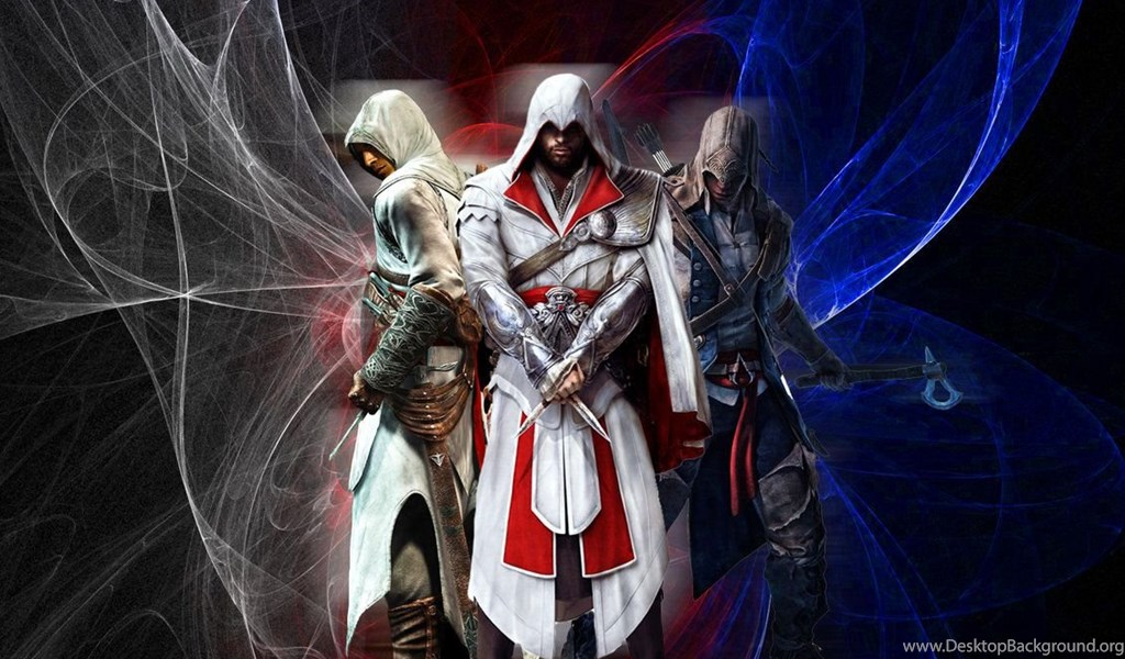 Assassin S Creed Character Wallpapers Draft By Razak335 On
