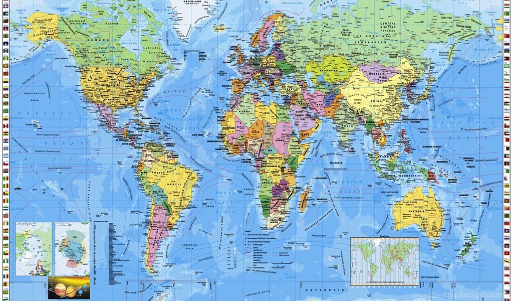 World map wallpapers desktop background playstation 960x544 gumiabroncs Images