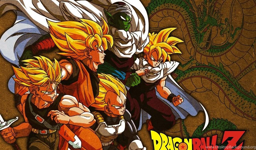 Dragon Ball Z Hd Wallpapers Page 3 Desktop Background