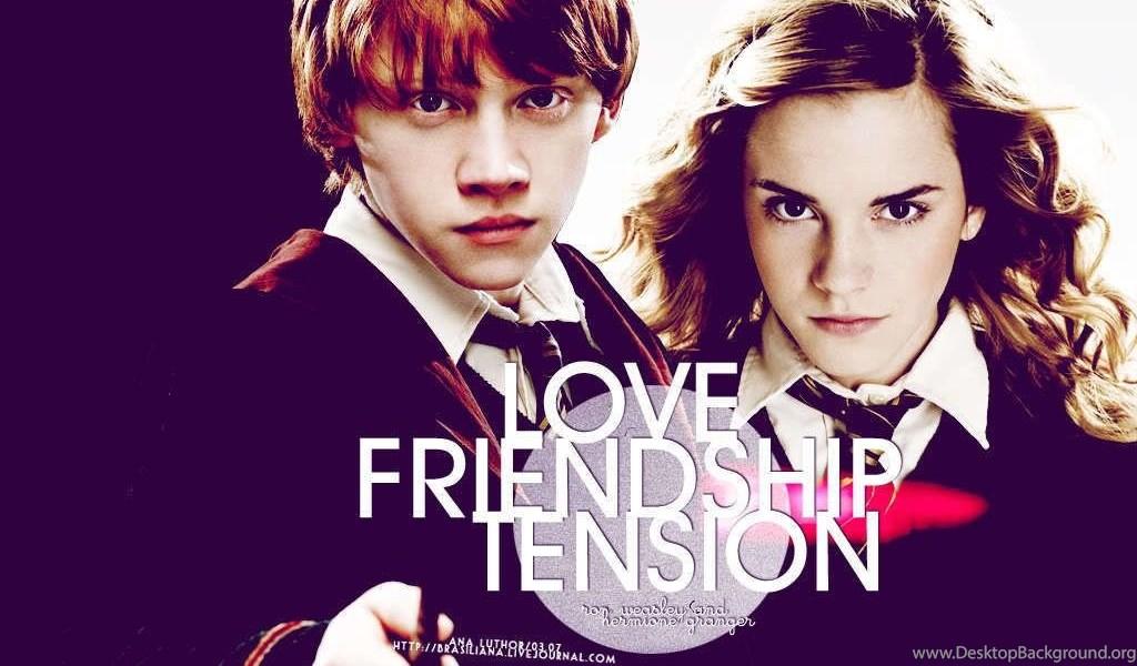R Hr Wallpaper Love Friendship Tension Romione Wallpapers