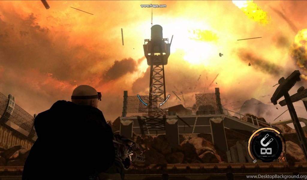 Red Faction: Armageddon Destruction Physics ((MAXED OUT