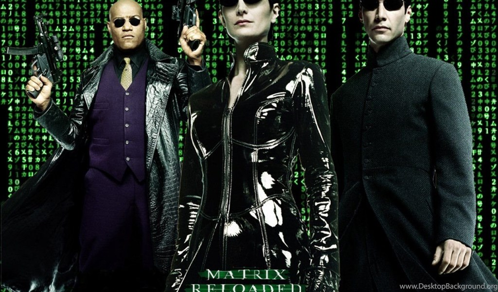 morpheus trinity and neos journey to success in the matrix Morpheus defeats the twins, trinity escapes, and neo flies in to save morpheus and the keymaker from agent johnson in the real world, zion's remaining ships prepare to battle the machines within the matrix, the crews of the nebuchadnezzar , vigilant and logos help the keymaker and neo reach the door to the source.