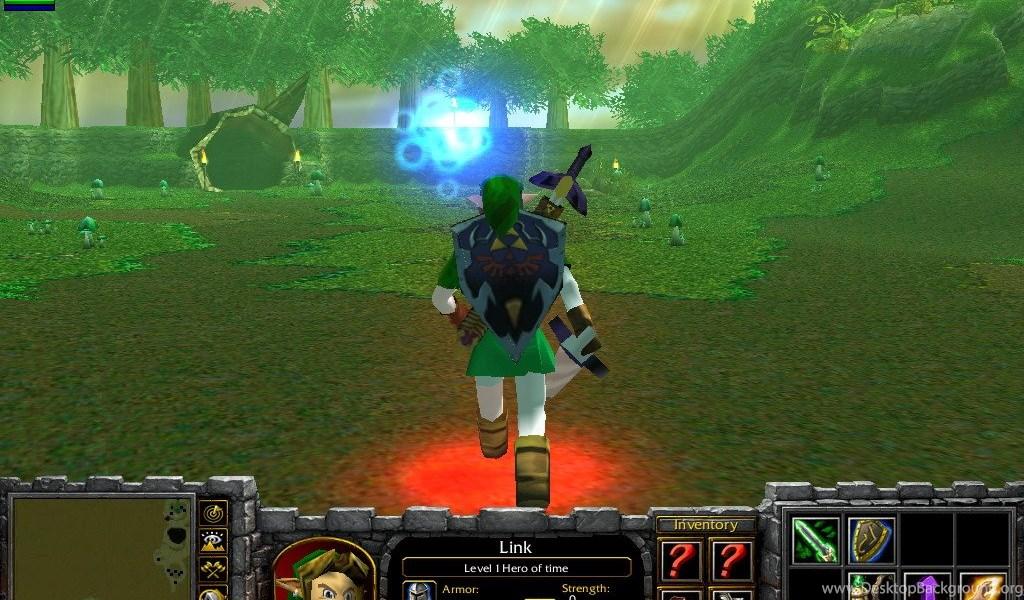 Legend Of Zelda Ocarina Of Time The Hive Workshop Desktop