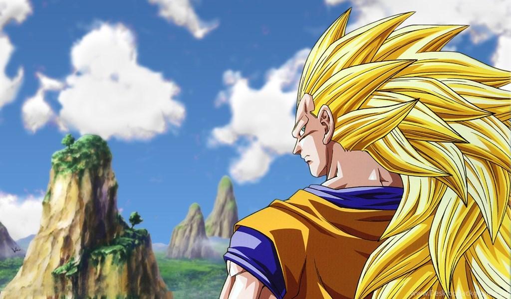 Dragon Ball Z Hd Wallpapers Desktop Background