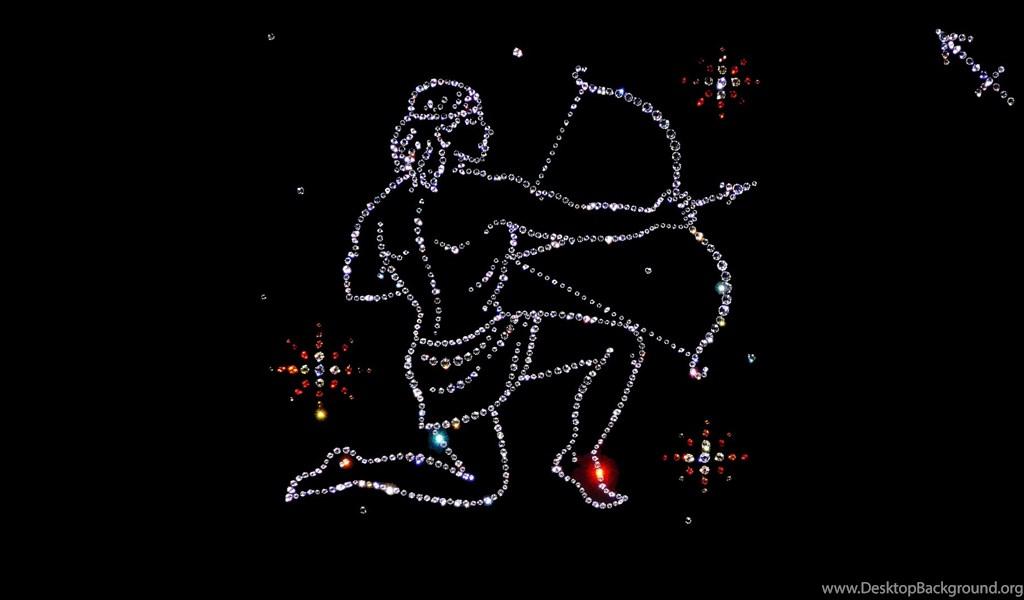 Sagittarius From Precious Stones Wallpapers And Images Desktop