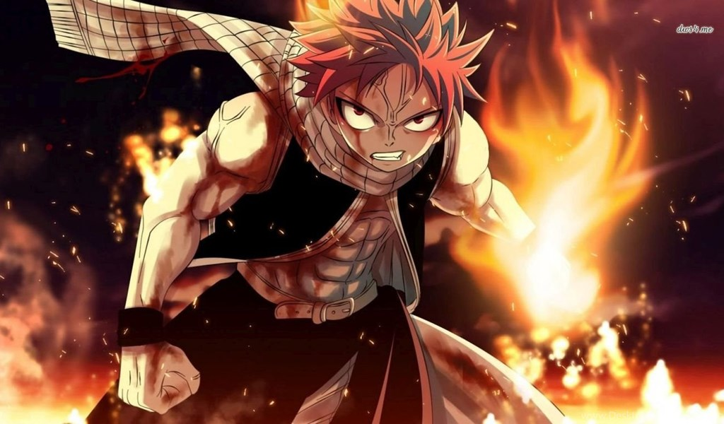 Natsu Fairy Tail Wallpapers Anime Wallpapers Desktop Background