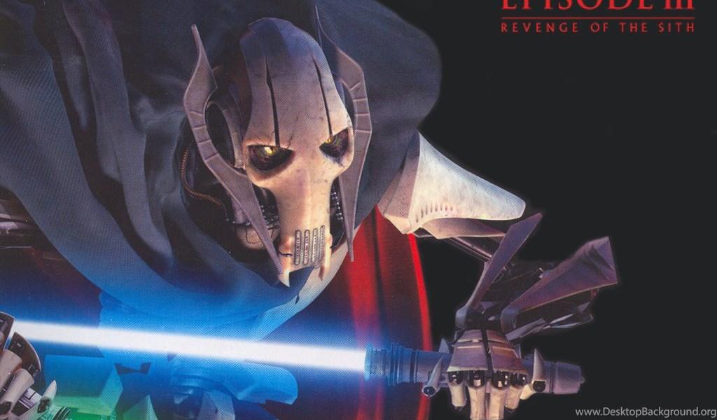 Star Wars General Grievous By Tehcrab On Deviantart Desktop Background