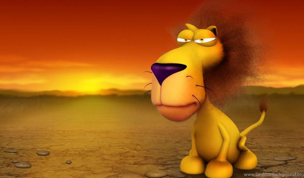 3d Art Lion 3d Animation Hd Wallpaper Lion 3d Animation Lion King 3d