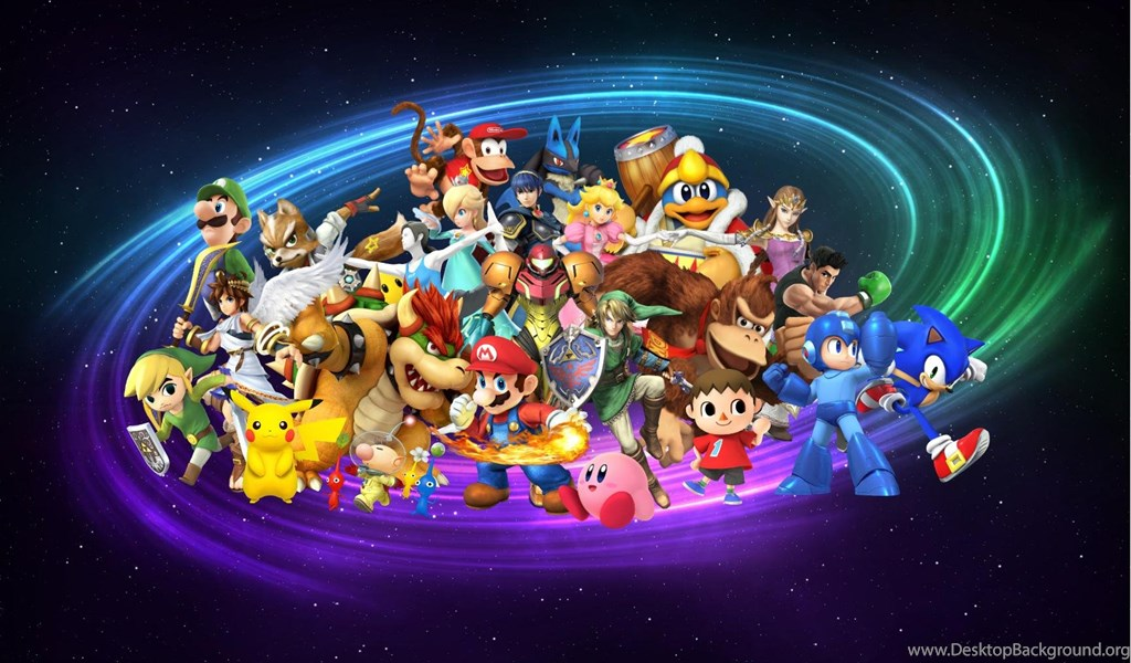 New Ipad Mini 1024 1024 Hd Wallpapers 100 Images Updated: New Super Smash Bros. Wallpapers (Updated With Diddy Kong