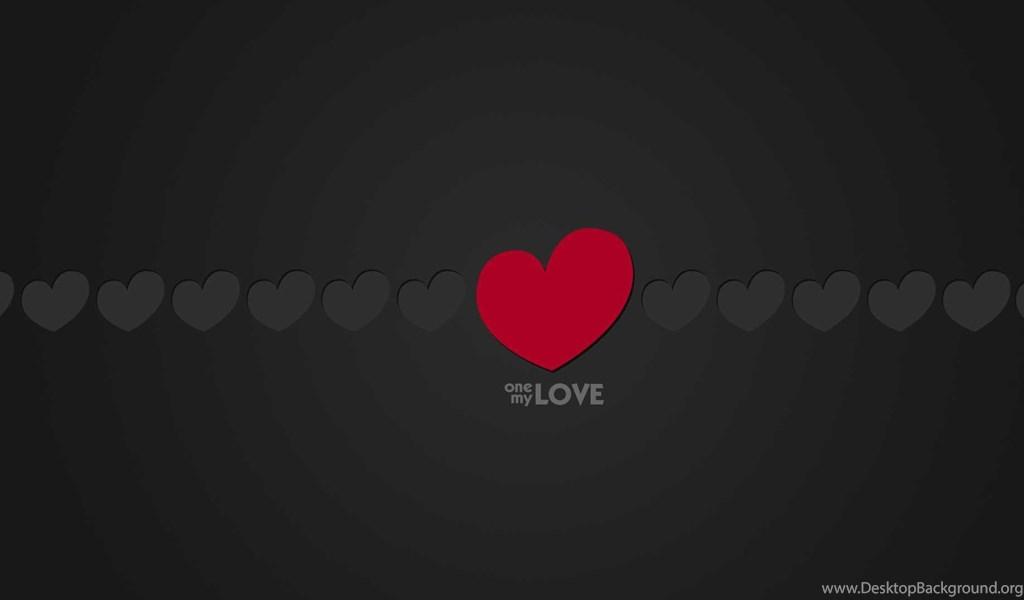 Love wallpaper black background heart 1469734 desktop background playstation 960x544 voltagebd Image collections