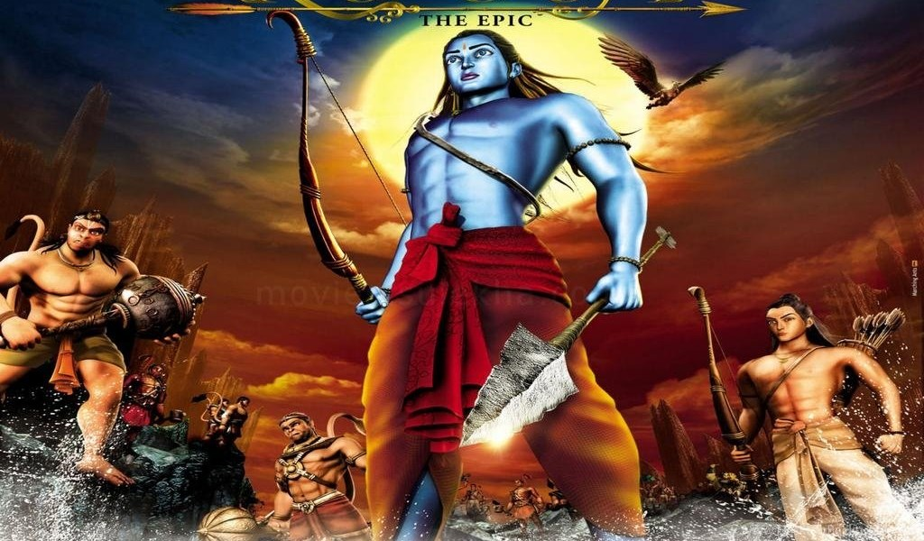 Ramayana The Epic Hindi Movie Wallpaper, Ramayana The Epic