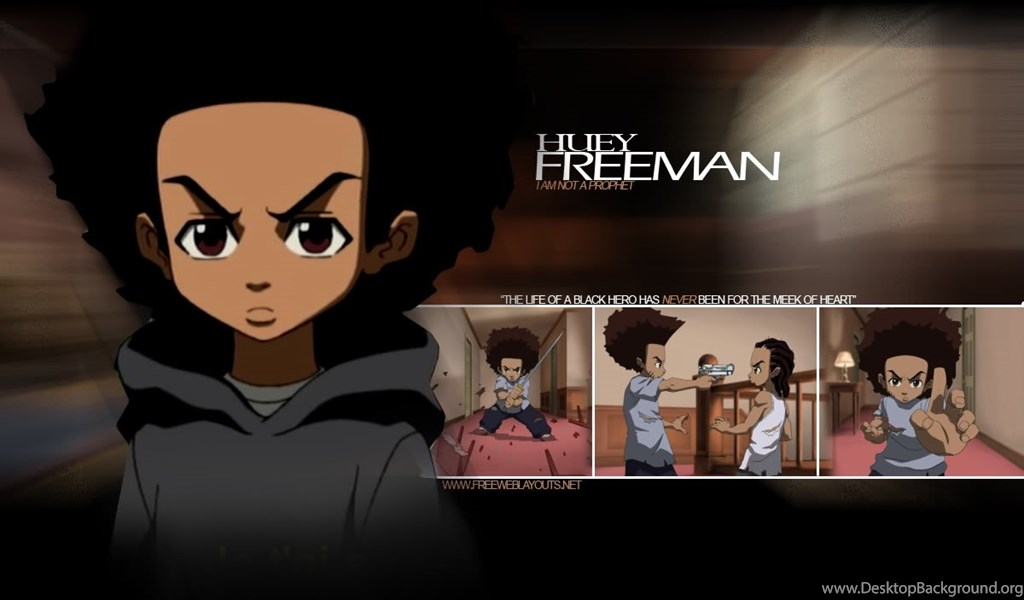 558440 huey freeman only speaks the truth the