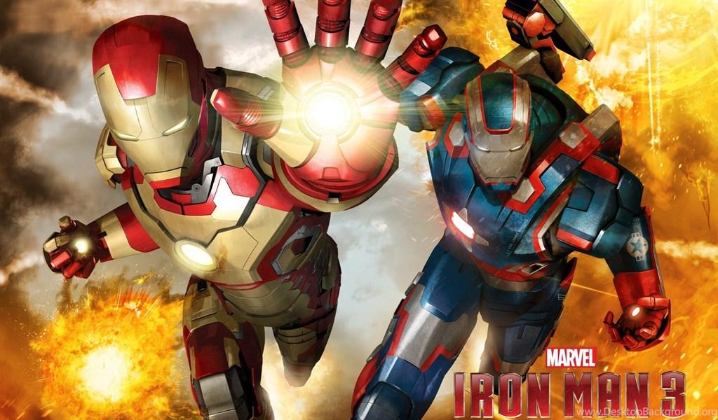 Iron Man 3 Movie Hd Desktop 1920 X 1080 Wallpapers Hq Backgrounds