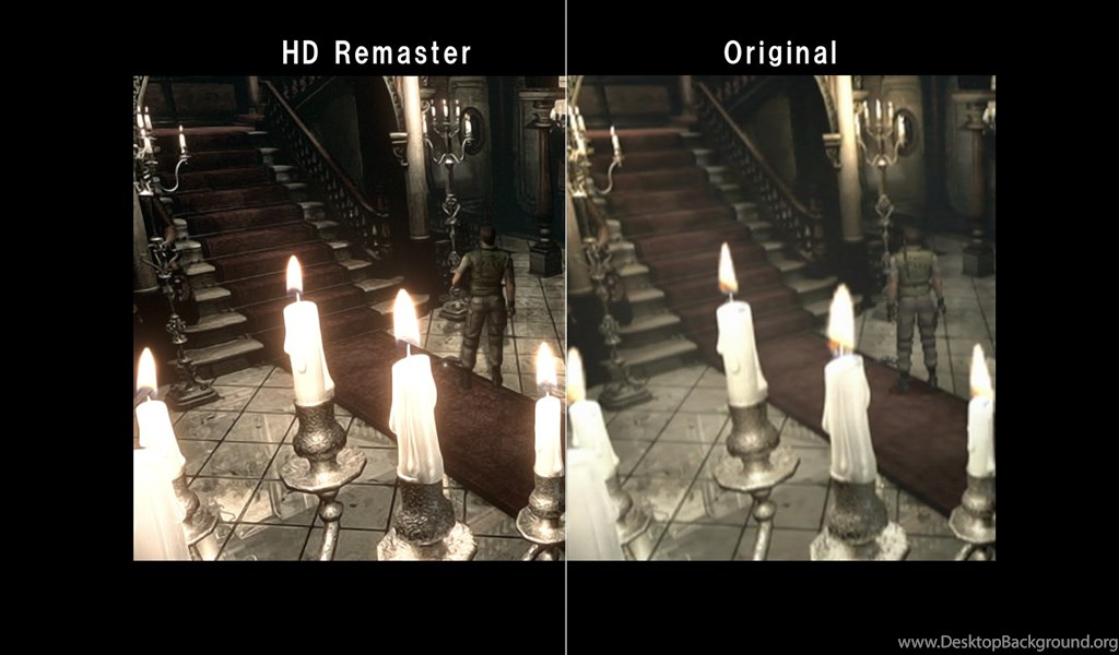 Resident Evil Remake HD Remaster Announced For PS4, PS3, Xbox One