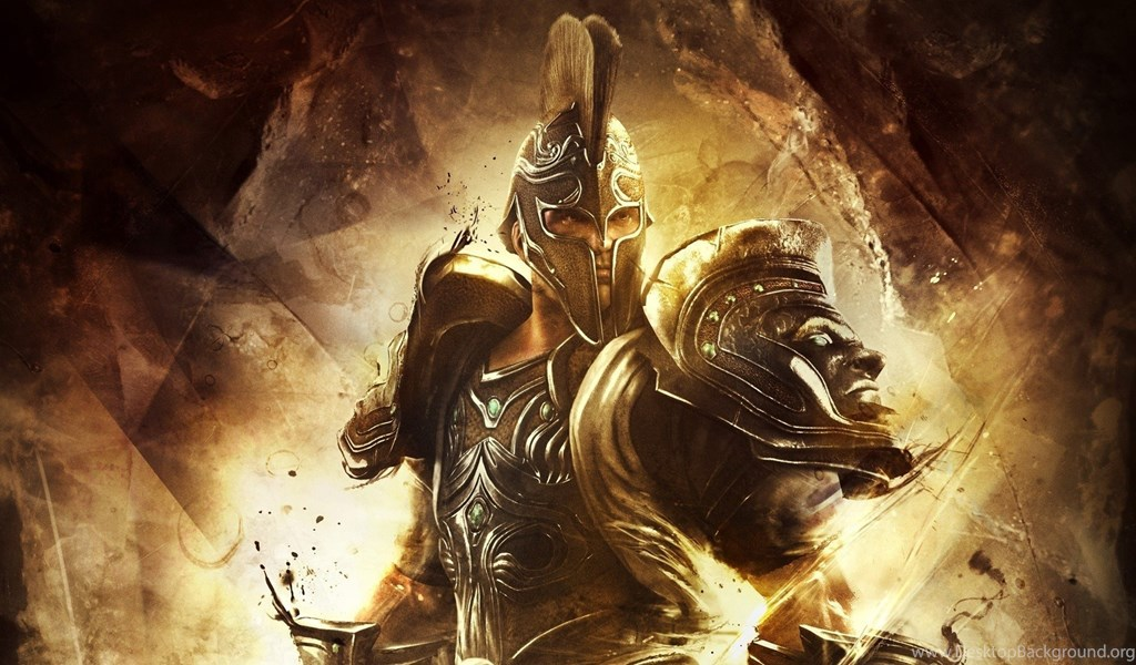 Full HD 1080p God Of War Wallpapers Desktop Backgrounds