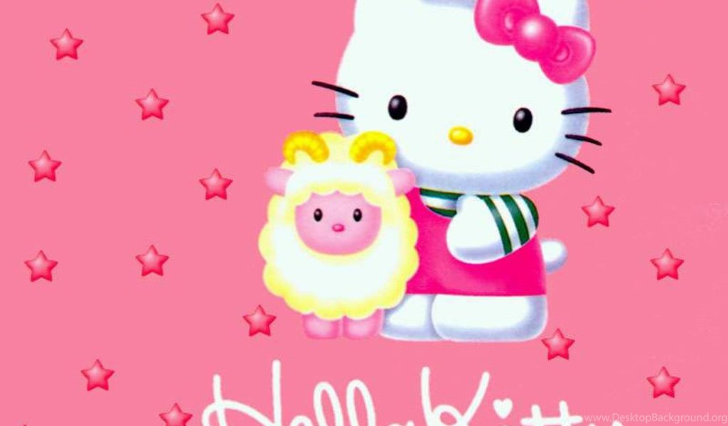 Hello kitty christmas wallpapers desktop images desktop background playstation 960x544 voltagebd Image collections